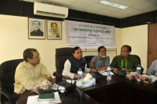 View exchange meeting on 'Call for Action to Modernization of Railway Workshop'