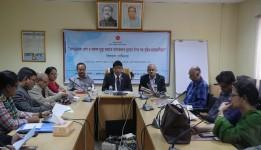 Seminar on Tobacco Tax increase & reduce NCD