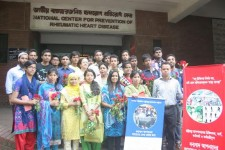 Bangladesh Observed The Global Day of Action Right to Health
